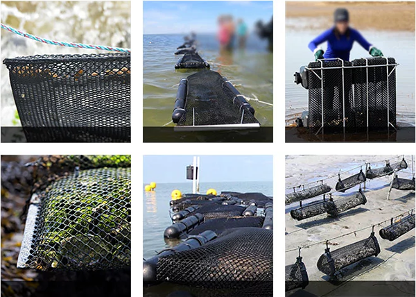 New products aquaculture hdpe oyster mesh bag