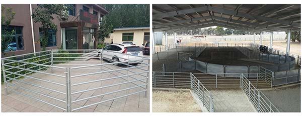 Cheap Livestock Metal Cattle Panel