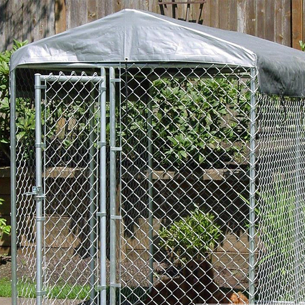 Factory Direct Sale Large Metal Chicken Coop